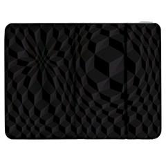 Pattern Dark Texture Background Samsung Galaxy Tab 7  P1000 Flip Case