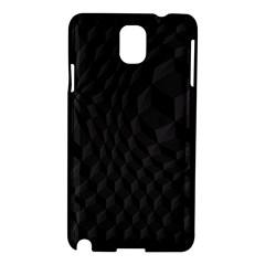Pattern Dark Texture Background Samsung Galaxy Note 3 N9005 Hardshell Case