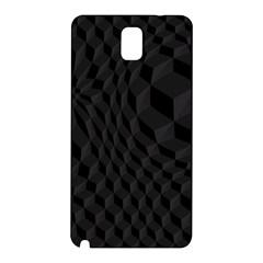 Pattern Dark Texture Background Samsung Galaxy Note 3 N9005 Hardshell Back Case