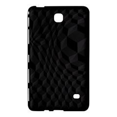 Pattern Dark Texture Background Samsung Galaxy Tab 4 (7 ) Hardshell Case