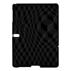 Pattern Dark Texture Background Samsung Galaxy Tab S (10.5 ) Hardshell Case