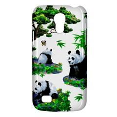 Cute Panda Cartoon Galaxy S4 Mini