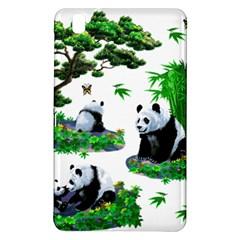 Cute Panda Cartoon Samsung Galaxy Tab Pro 8.4 Hardshell Case