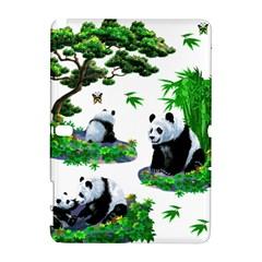 Cute Panda Cartoon Galaxy Note 1