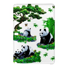 Cute Panda Cartoon Samsung Galaxy Tab Pro 12 2 Hardshell Case