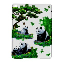 Cute Panda Cartoon Ipad Air 2 Hardshell Cases