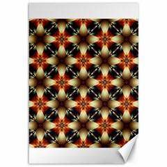 Kaleidoscope Image Background Canvas 12  x 18