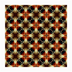 Kaleidoscope Image Background Medium Glasses Cloth