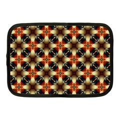 Kaleidoscope Image Background Netbook Case (Medium)