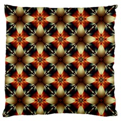 Kaleidoscope Image Background Large Cushion Case (one Side)
