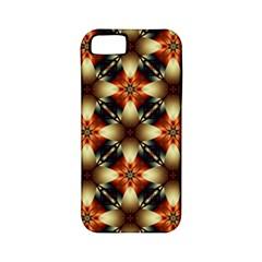 Kaleidoscope Image Background Apple iPhone 5 Classic Hardshell Case (PC+Silicone)