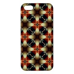 Kaleidoscope Image Background Apple iPhone 5 Premium Hardshell Case