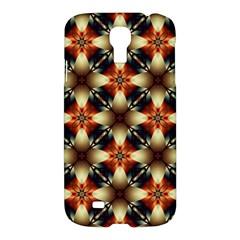 Kaleidoscope Image Background Samsung Galaxy S4 I9500/I9505 Hardshell Case