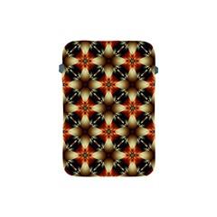 Kaleidoscope Image Background Apple Ipad Mini Protective Soft Cases