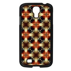 Kaleidoscope Image Background Samsung Galaxy S4 I9500/ I9505 Case (black)