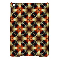 Kaleidoscope Image Background iPad Air Hardshell Cases