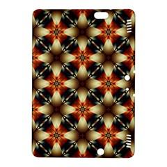Kaleidoscope Image Background Kindle Fire HDX 8.9  Hardshell Case