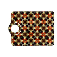 Kaleidoscope Image Background Kindle Fire HD (2013) Flip 360 Case