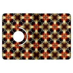 Kaleidoscope Image Background Kindle Fire HDX Flip 360 Case