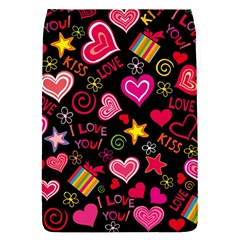 Love Hearts Sweet Vector Flap Covers (S)