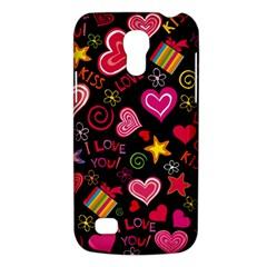 Love Hearts Sweet Vector Galaxy S4 Mini