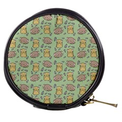 Cute Hamster Pattern Mini Makeup Bags