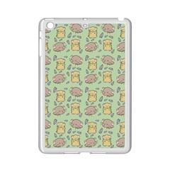 Cute Hamster Pattern iPad Mini 2 Enamel Coated Cases