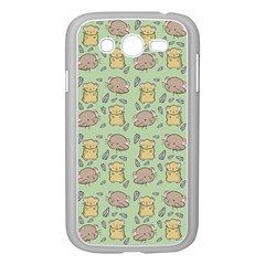 Cute Hamster Pattern Samsung Galaxy Grand DUOS I9082 Case (White)
