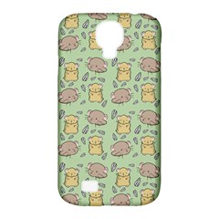 Cute Hamster Pattern Samsung Galaxy S4 Classic Hardshell Case (PC+Silicone)