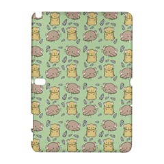 Cute Hamster Pattern Galaxy Note 1