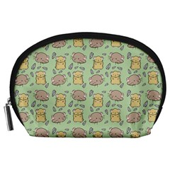 Cute Hamster Pattern Accessory Pouches (Large)