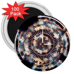 Science Fiction Background Fantasy 3  Magnets (100 pack)