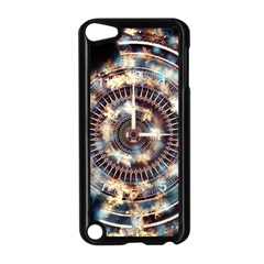 Science Fiction Background Fantasy Apple iPod Touch 5 Case (Black)