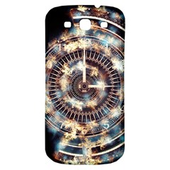 Science Fiction Background Fantasy Samsung Galaxy S3 S III Classic Hardshell Back Case