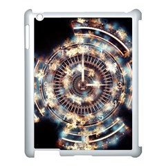 Science Fiction Background Fantasy Apple Ipad 3/4 Case (white)