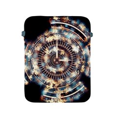 Science Fiction Background Fantasy Apple Ipad 2/3/4 Protective Soft Cases