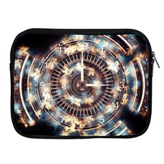 Science Fiction Background Fantasy Apple iPad 2/3/4 Zipper Cases
