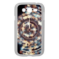 Science Fiction Background Fantasy Samsung Galaxy Grand Duos I9082 Case (white)