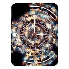 Science Fiction Background Fantasy Samsung Galaxy Tab 3 (10.1 ) P5200 Hardshell Case