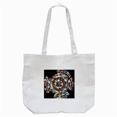 Science Fiction Background Fantasy Tote Bag (White)