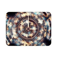 Science Fiction Background Fantasy Double Sided Flano Blanket (Mini)