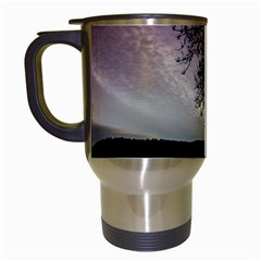 Sky Landscape Nature Clouds Travel Mugs (White)