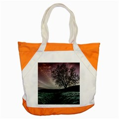 Sky Landscape Nature Clouds Accent Tote Bag