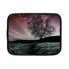 Sky Landscape Nature Clouds Netbook Case (small)