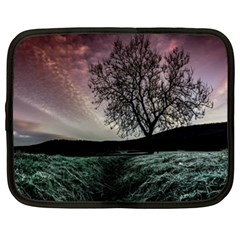 Sky Landscape Nature Clouds Netbook Case (XL)