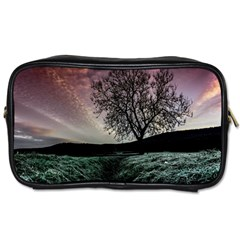 Sky Landscape Nature Clouds Toiletries Bags 2-Side