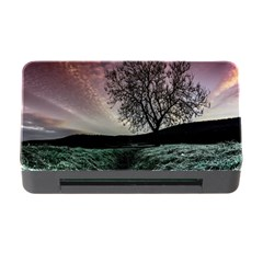 Sky Landscape Nature Clouds Memory Card Reader With Cf