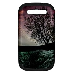 Sky Landscape Nature Clouds Samsung Galaxy S Iii Hardshell Case (pc+silicone)
