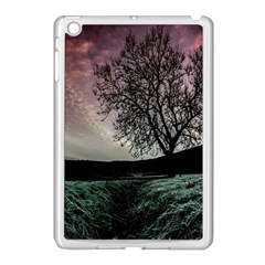 Sky Landscape Nature Clouds Apple Ipad Mini Case (white)