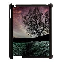 Sky Landscape Nature Clouds Apple iPad 3/4 Case (Black)